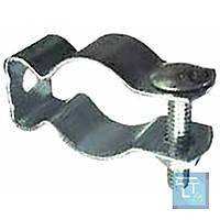 Крепеж металлический e.industrial.pipe.clip.hang.2 для подвески труб, E.Next