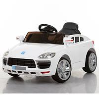 Электромобиль детский BAMBI M 3272EBLR-1 колеса EVA (белый)