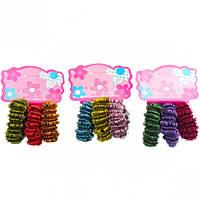 Резиночки для волос 12х3 штуки WEM 9420
