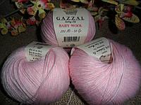 Gazzal Baby wool (Газзал беби Вул)  836