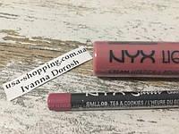 Матовый карандаш для губ NYX Tea & Cookies