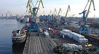 Обслуживание портовой техники и кранов