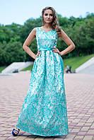 Шикарное, вечернее платье в пол L р