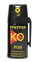 Газовый баллончик аэрозольный Pfeffer KO FOG 40Ml. Германия, оригинал.