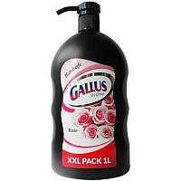 Жидкое мыло Gallus Rose, 1 л (Германия)