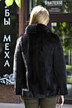 """Шуба из норки """"Шарлотта"""" Real mink fur coats jackets, фото 3"""