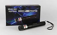 Лазерная указка Green Laser 303, мощный зеленый лазер