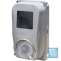 Шкаф пластиковый e.mbox.stand.plastic.n.f1 под однофазный счетчик, навесной c комплектом метизов, E.Next