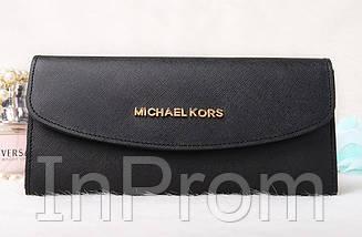 Кошелек Michael Kors Black, фото 3