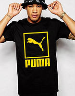Мужская футболка Puma (черная)