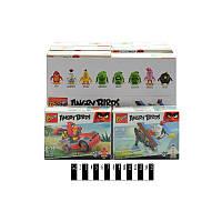"""""""Brick """"  """"Angry Birds"""" (коробка  16 шт.) 115 р.12,2х9,5х4 см"""