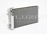 Радиатор кондиционера Luzar Halla ВАЗ 2170, ВАЗ 2171, ВАЗ 2172, Приора