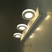 Светодиодный настенный светильник 48 см