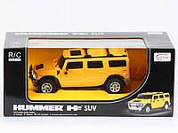 "Машина, р/у., ""HUMMER H2"", на юатар., 3 вида, масштаб 1:24, в кор. 28*12*14см"