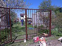 Ворота сварные, фото 1
