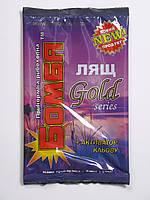 """Прикормка """"Бомба"""" Лещ Gold 0,9 кг."""