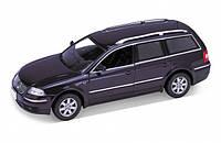 """Машина Welly, """"VW Passat Variant"""", метал., масштаб 1:24, в кор. 23*11*10см (6шт)"""
