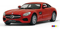 Mercedes-AMG GT, метал, инерц