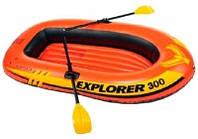Лодка 58329 (3шт) 147-84-36см