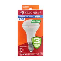 Лампа светодиодная Electrum R50 6W E14 4000