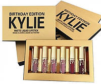 Набор помад Kylie Birthday Edition (6 шт.)