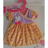 Одяг для ляльки висотою 40-45 см 13 видів GS37720