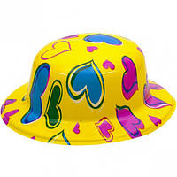 Шляпа разноцветная