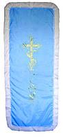Покрывало похоронное шелк , фото 1
