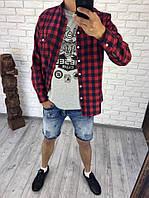 Рубашка мужская арт 52511-223