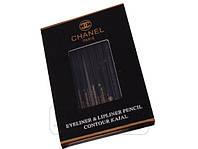 Карандаш Chanel Eyeliner&Lipliner Pencil Contour Kajal