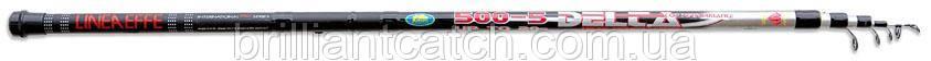 Удочка с кольцами Lineaeffe Delta Anelli Legati (кольца SIC) 3м 5-20гр. RED