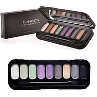 Тени MAC 9 Сolor Eyebrow Powder