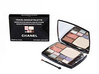 Палетка Chanel Travel Makeup Palette (тени, пудра, румяна)