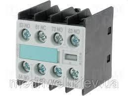 3RH1921-1CA01 Блок-контакт, 1-п, т/р S0-S12, 1НЗ