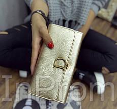Кошелек Dior Paris Gold, фото 2