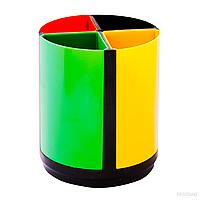 Подставкадляручек, разноцветная, 4 отделения
