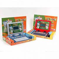 "RUS Компьютер PLAY SMART 7038 ""Маленький гений"" 32упр.с мышкой 2цв.кор.36*5,5*23 ш.к./24/"
