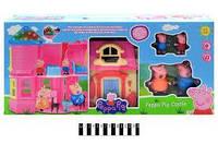 Будинок для ляльки (oзвучений, з світ. ефект.) SD132 р.43,5*7,5*26 см