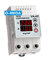 Реле напряжения/тока DigiTOP VA-40A