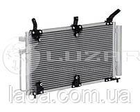 Радиатор кондиционера Luzar Panasonic ВАЗ 1117, ВАЗ 1118, ВАЗ 1119, Калина