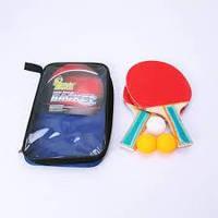 Теннис наст.BT-PPS-0027 ракетки (1,2см,цвет.ручка)+3мяча сумка ш.к./40/