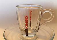 Кофейный сервиз (Kimbo Glass Espresso)