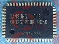 Память GDDR SDRAM GDDR память Samsung K4D263238K-UC50 QFP100