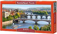 Пазлы Castorland 4000.