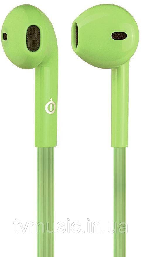 Наушники Nomi NHS-131 Green