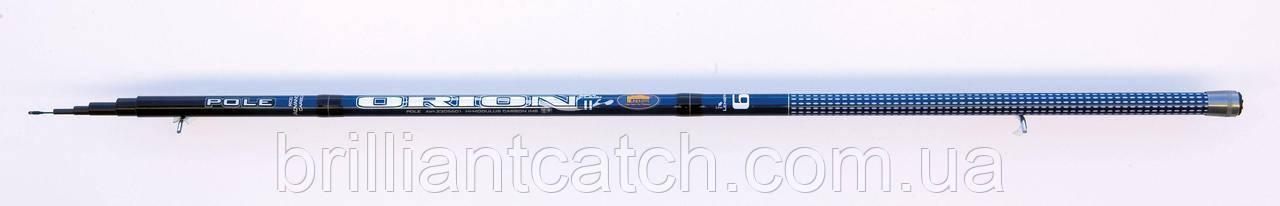 Удочка  Lineaeffe Orion Fissa 8м до 25гр.