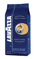 Кофе в зернах Lavazza Espresso Crema E Aroma (Blue) (1 кг)