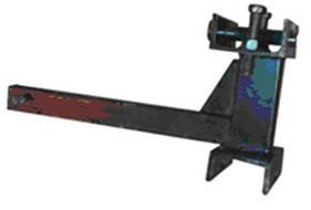 Крепление граблей ГВР-4м (мотоблок, минитрактор) (ДТЗ)