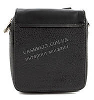 Удобная небольшая прочная мужская сумка с качественной PU кожи SAIFILO art. SF094-4 черный