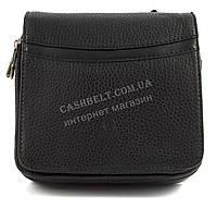 Удобная небольшая прочная мужская сумка с качественной PU кожи SAIFILO art. SF095-6 черный